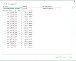 data-query-window
