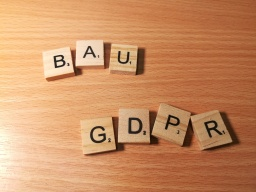 Get comfortable with GDPR – A free seminar