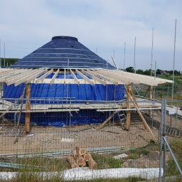 Build diary – week eight, shaping up nicely