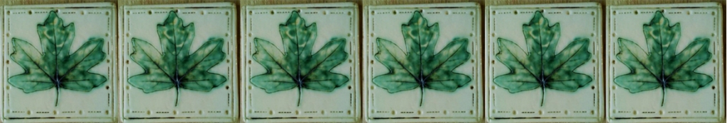 Whistlewood leaf tiles