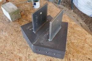 Steel Supports