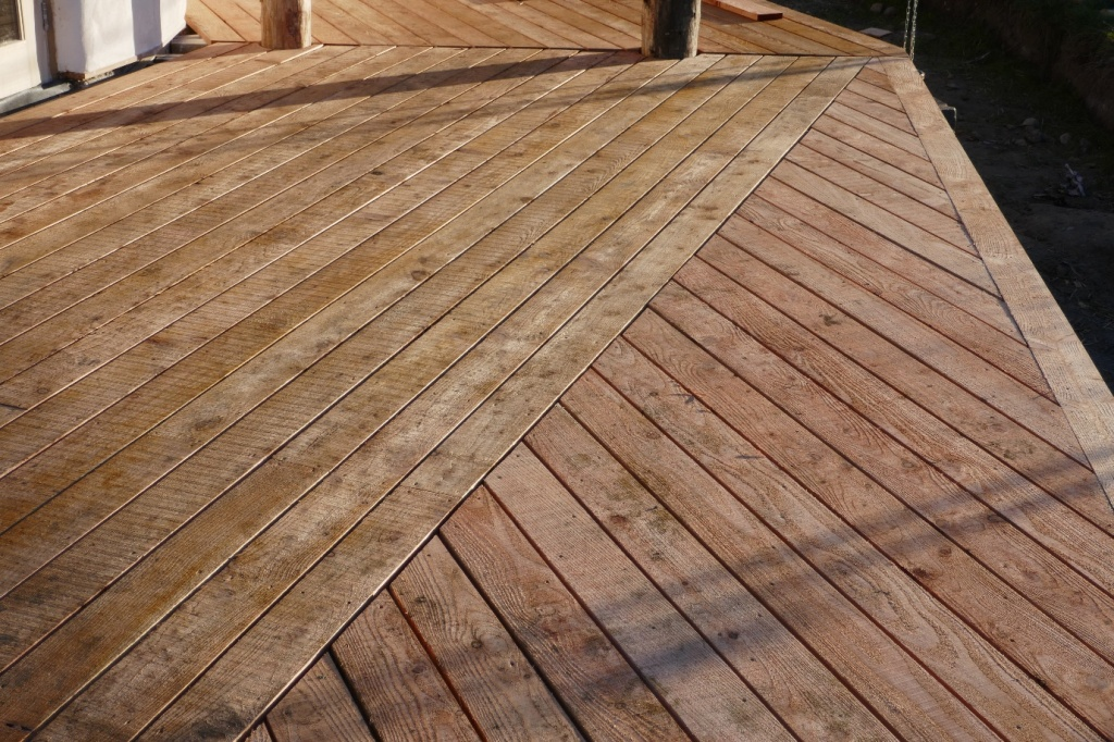 Fabulous decking