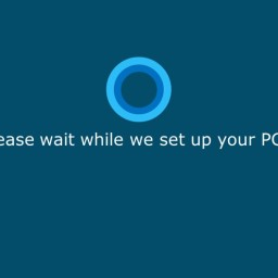 Cortana makes an entrance – the big switch on